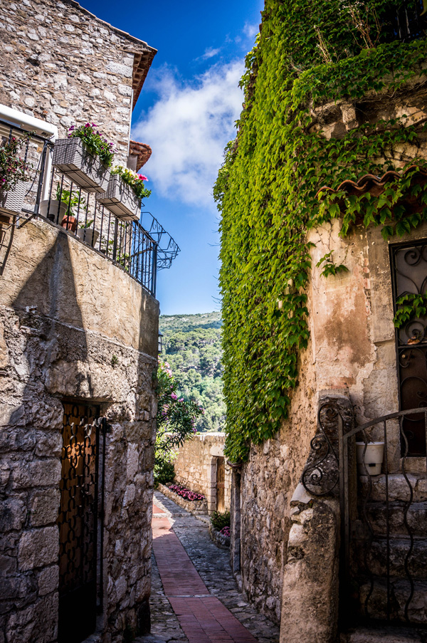 Adorable town of Eze